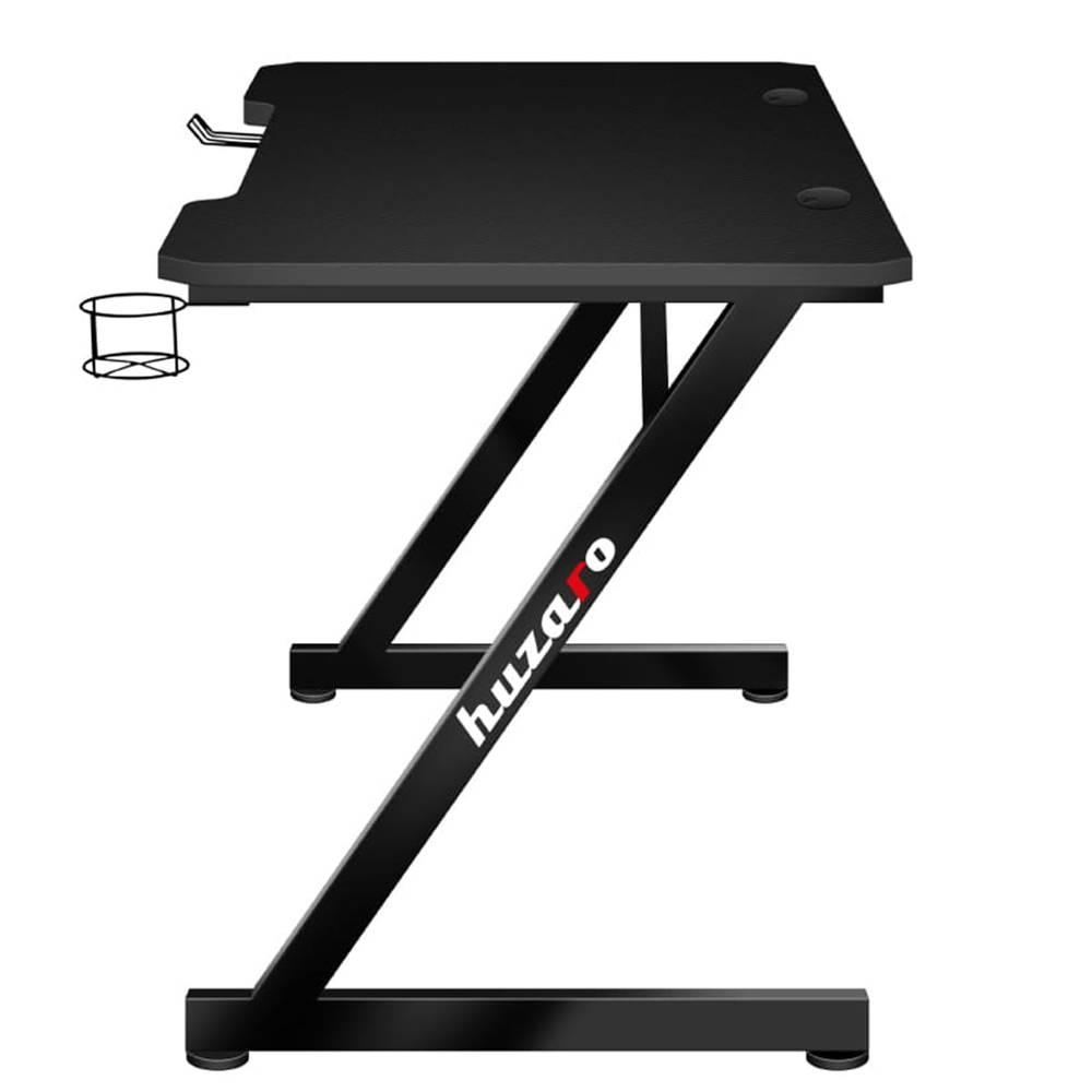 Gaming desk Huzaro HERO 2.7 black