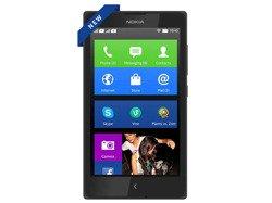 Nokia X Dual Sim Czarna