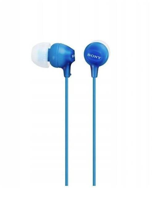 Sony MDR-EX15LPLI Blue