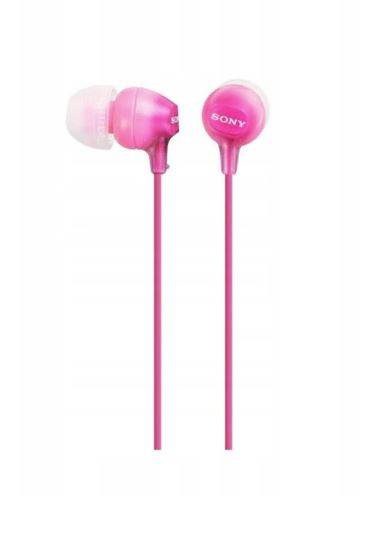 Sony MDR-EX15LPPI Pink