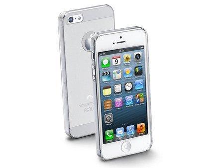 Etui ICE  do iPhone 5/5S Przezroczyste