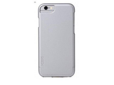 Skech Hard Rubber - etui ochronne do iPhone 6 (chromowane)