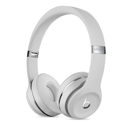Słuchawki BEATS Solo3 Wireless Satin Silver