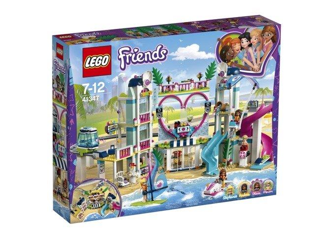 Klocki Lego Friends Kurort W Heartlake 41347 Zabawki Klocki