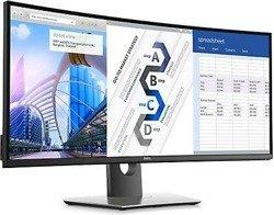 """Dell UltraSharp zakrzywiony monitor U3417W 34"""""""