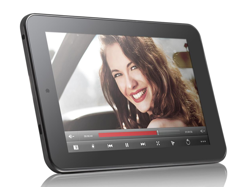 "Alcatel One Touch 7"" HD Wifi Black"