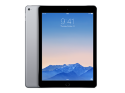 Apple iPad Air 2 128GB Wifi Retina Gwiezdna Szarość