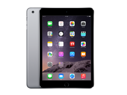 Apple iPad Mini 3 16GB Wifi Retina Gwiezdna Szarość