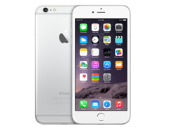 Apple iPhone 6 Plus 16GB Srebrny