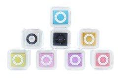 Apple iPod Shuffle 2GB MD774 zielony