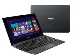 Asus Notebook X102BA czarny - 1.0GHz / 2GB RAM / 320GB HDD