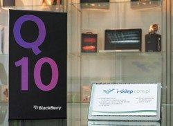 BlackBerry Q10 biały