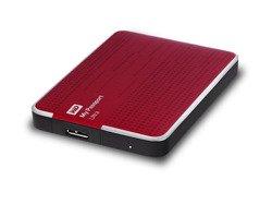 """Dysk zewnętrzny Western Digital My Passport Ultra 2.5"""" 1TB Czerwony"""