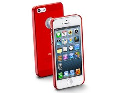 Etui ICE  do iPhone 5/5S czerwone