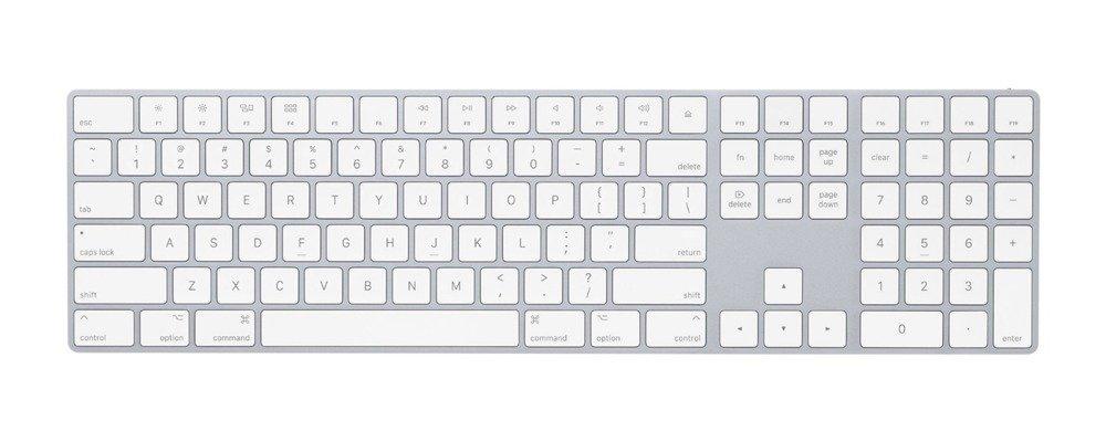 Klawiatura Apple Magic Keyboard with Numeric Keypad mq052z/A