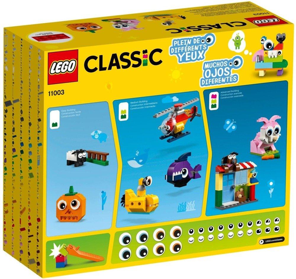 Klocki LEGO Classic - buźki - 11003