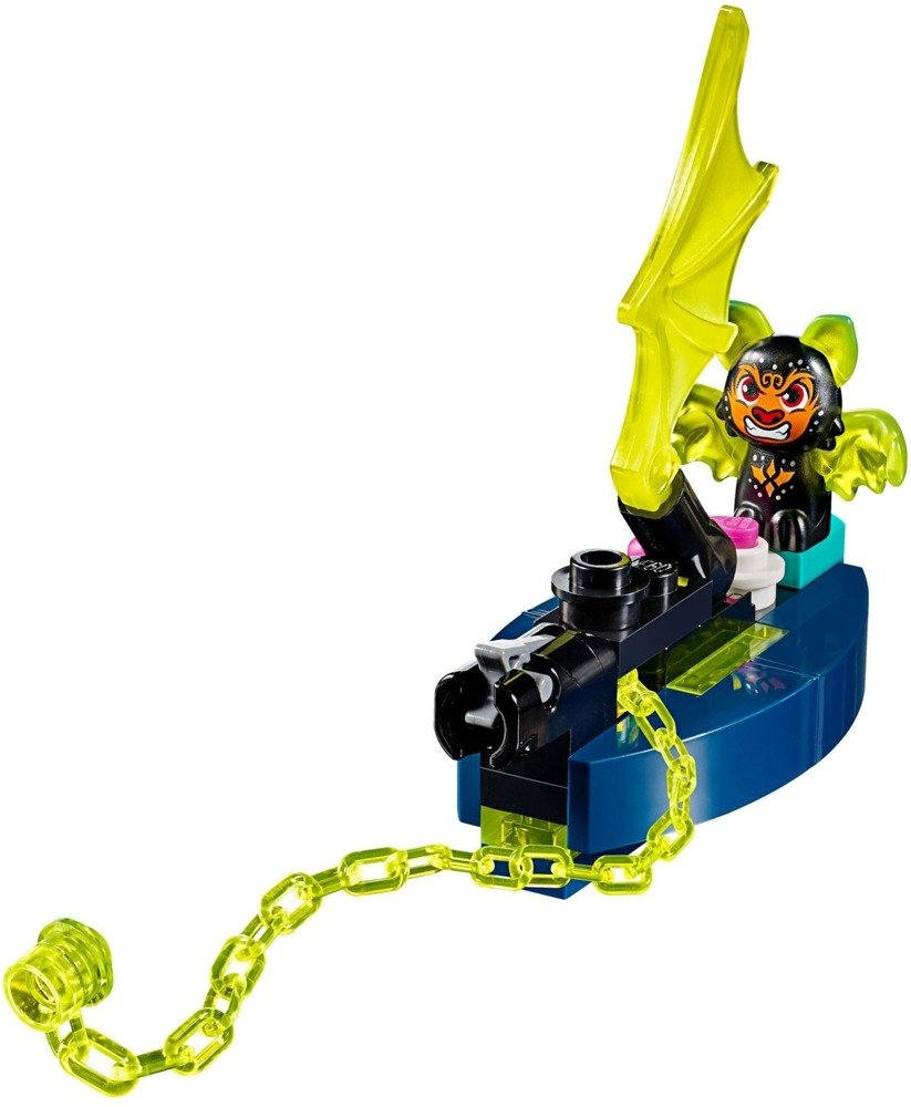 Klocki LEGO ELVES - Naida i zasadzka na żółwia wody - 41191