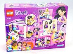 Klocki LEGO Friends Sypialnia Emmy - 41342 - uszkodzone opakowanie