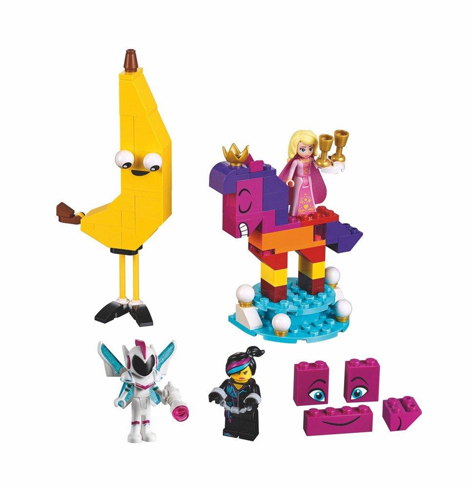 Klocki LEGO Movie - Królowa Wisimi I'powiewa - 70824