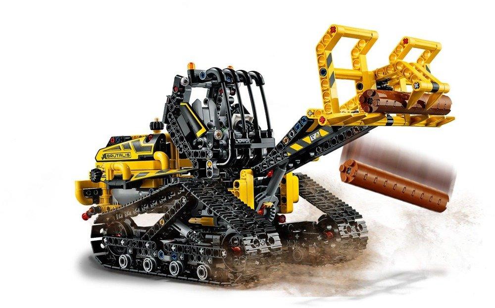 Klocki LEGO Technic Koparka gąsienicowa 2w1 - 42094