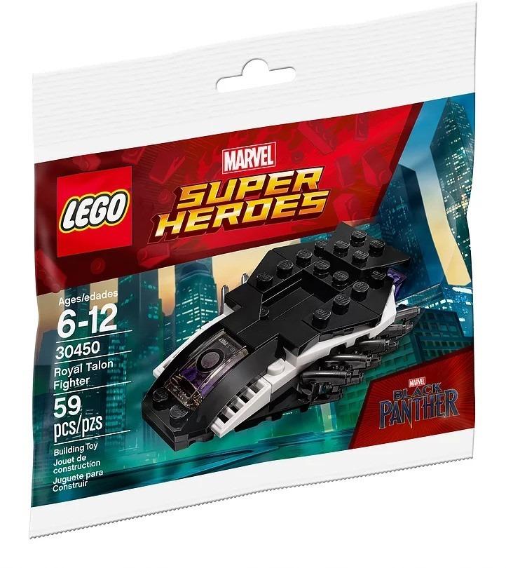LEGO Marvel Super Heroes Royal Talon Fighter 30450