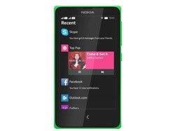 Nokia X Dual SIM zielona