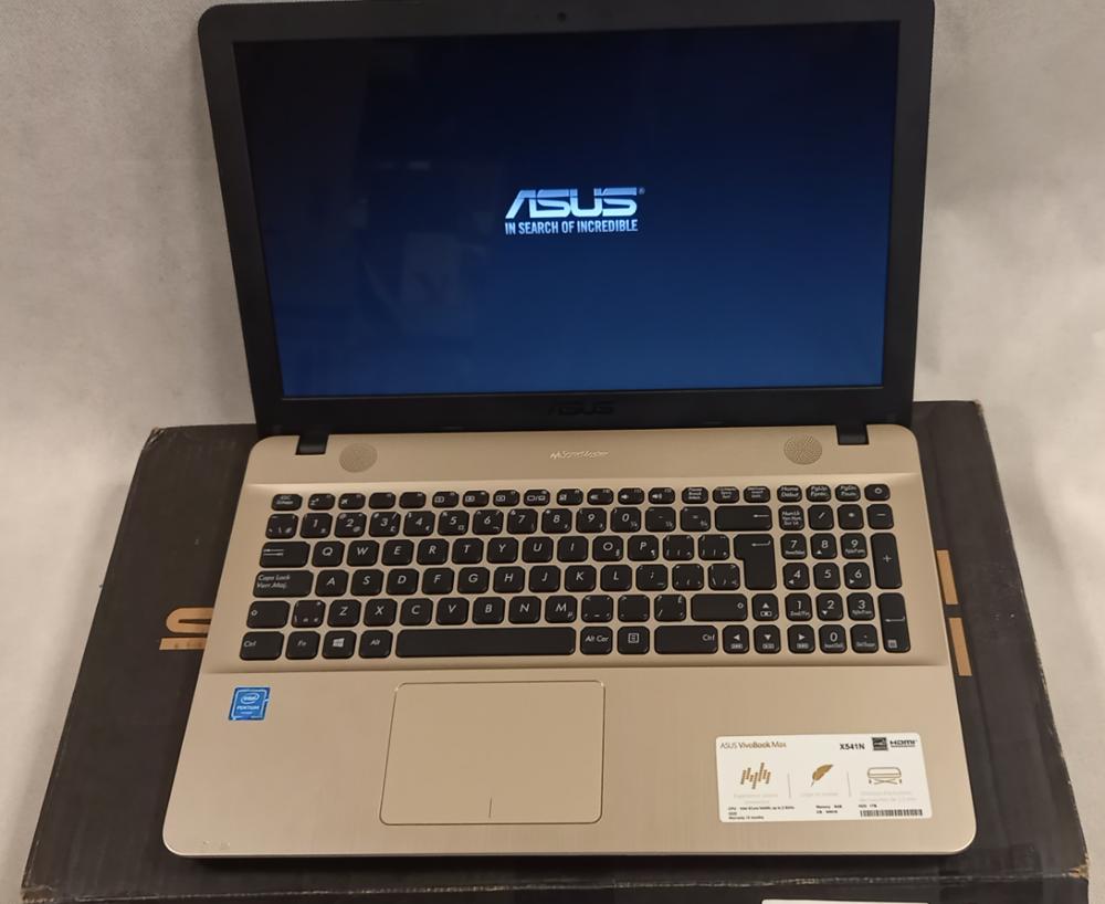 OUTLET Asus X541N QuadCore N4200 8GB RAM 1TB