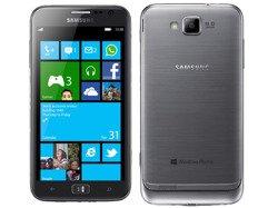 Samsung Ativ S 16GB GT i8750 srebrny