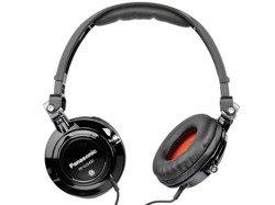 Słuchawki Panasonic RP DJS400 czarne