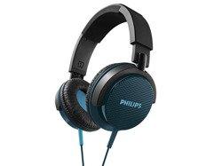 Słuchawki Philips SHL3100 zielono-niebieskie